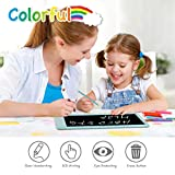 Orsen LCD Writing Tablet 10 Inch, Colorful Doodle