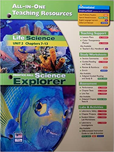 Life Science All In One Teaching Resources Unit 2 Ch 7 13