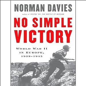 No Simple Victory Audiobook