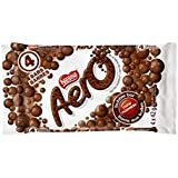 Aero Milk Chocolate, 4 x 42gm, Multipack