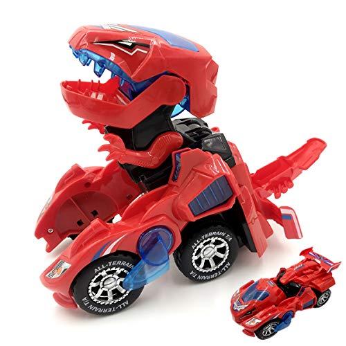 dinosaur robot transformer - 5