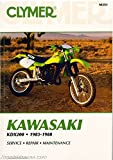 M351 Kawasaki KDX200 1983-1988 Clymer Motorcycle Repair Manual