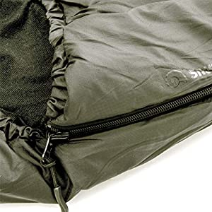 Snugpak (Sunagupakku) Sleeping Bag Tactical 4 Right Hand Olive UK Model [Comfortable use Temperature -12 Degrees] (Japan Genuine)