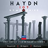 Haydn: Complete Symphonies on Period Instruments (35 CD Set)