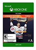NHL 19: Legends Edition - Xbox One [Digital Code]