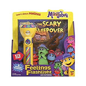 Moodsters, Feelings Flashlight and Storybook
