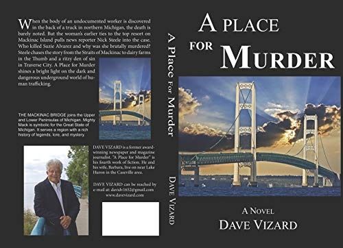 A Place for Murder (Nick Steele Book 4)