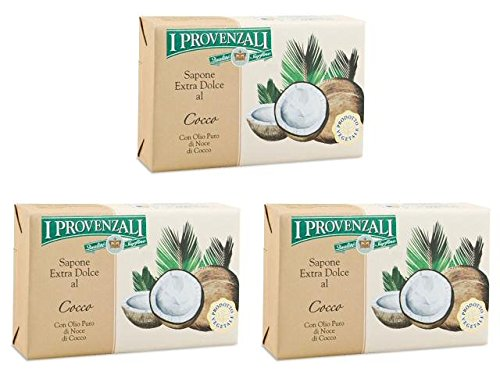 i-provenzali-cocco-extra-gentle-soap-coconut-scent-53-ounce-150g-package-pack-of-3-italian-import-