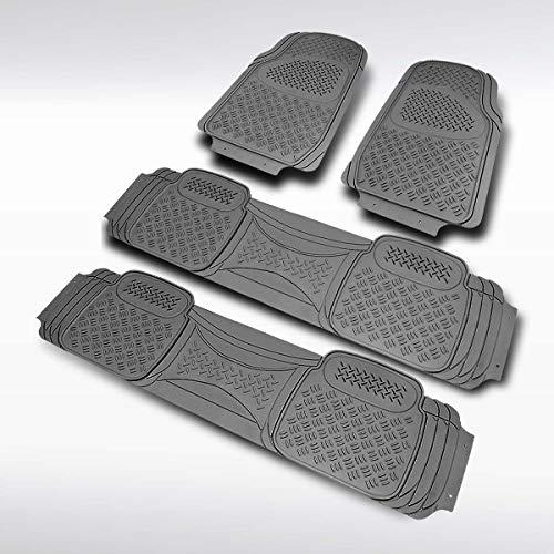 Autozensation Front Rubber Carpet Semi Custom