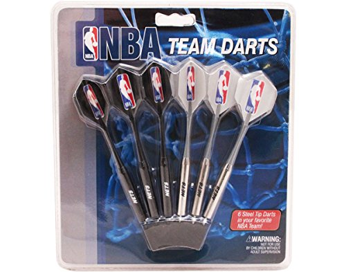 NBA New Jersey Nets Darts & Flights by Imperial