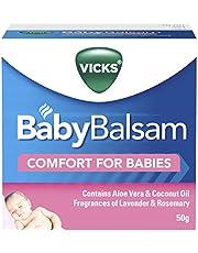 Vicks Baby Balsam, 50g