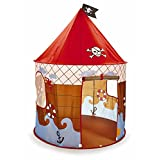 Kidoozie Pretend Play Pirate Den Playhouse Playset
