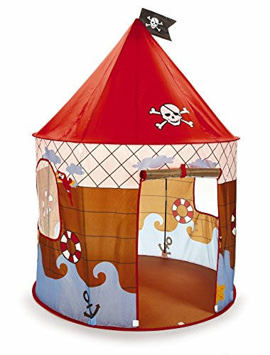 Kidoozie Pirate Den Playhouse - Fun and Safe Play for Children of All Ages