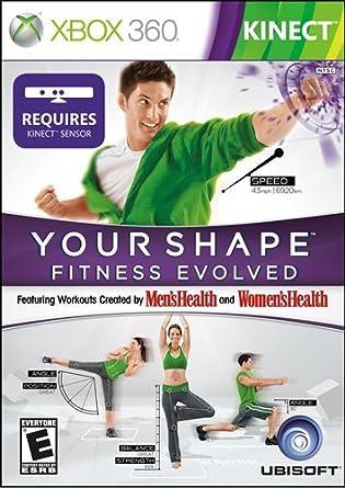 Thq Your Shape Fitness Evolved Xbox 360 Esp Xbox 360 Espanol Video