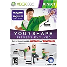Your Shape: Fitness Evolved Kinect - Xbox 360 Standard Edition