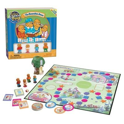 UPC 093514072069, Tales to Play Berenstain Bears Learn to Share Game