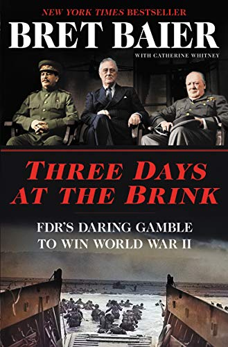 Three Days at the Brink: FDR