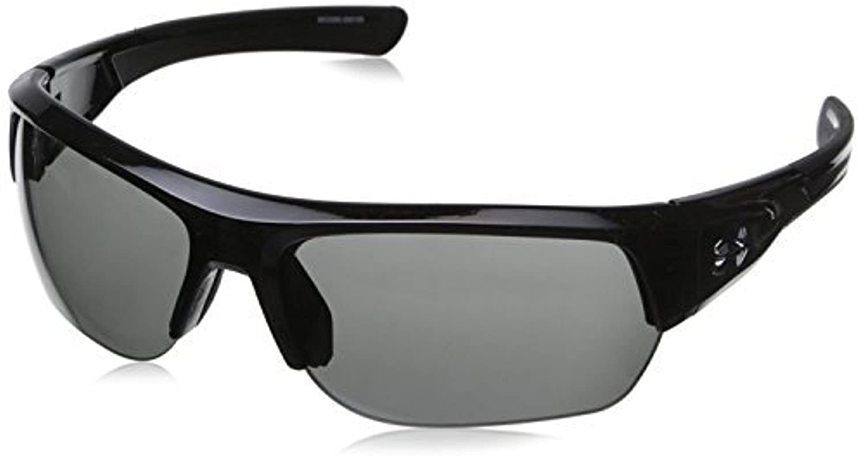 Under Armour Big Shot Sunglasses /& Cleaning Kit Bundle