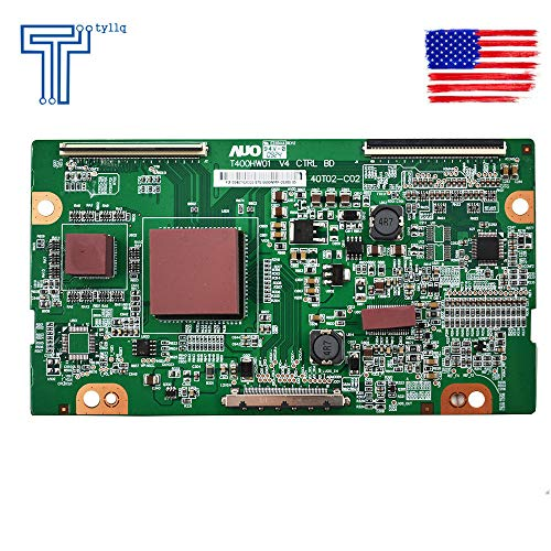 Tools Overhaul (New T-Con Board LCD Controller T400HW01 V4 CTRL BD 40T02-C02 for Sumsang TV)