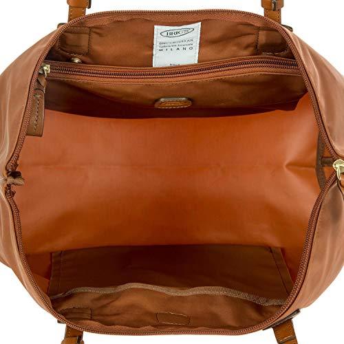 Braun Borsa bag Rostbraun Spalla Cm Bric's 34 A X E86q6
