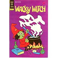 WACKY WITCH (1971-1975 GK) 12 VF-NM October 1973 COMI
