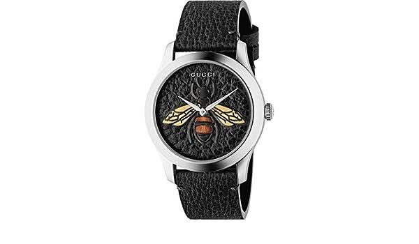 a65139b5382 Amazon.com  Gucci G-Timeless 38 mm YA1264065GUCCI  Watches
