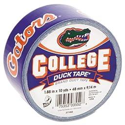 College DuckTape, University of Florida Gators, 1.88\
