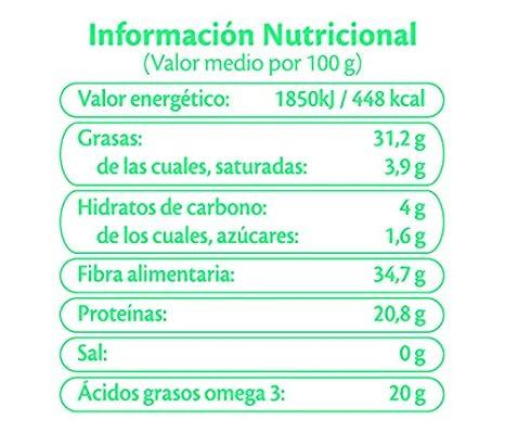 SOS Vidasania Chía - 200 g: Amazon.es: Alimentación y bebidas