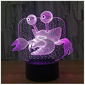 Amazon Com Lighthouse 3d Lamp 7 Color The Beacon Led Night Lamps