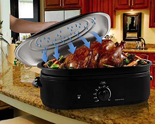 Electric-Turkey-RoasterOster-Self-Basting-Roaster-OvenTurkey-RoasterThis-Versatile-Roaster-To-Slow-Cook-Vegetables-And-Bake-Up-Treats-Like-BreadCookies-And-Cake