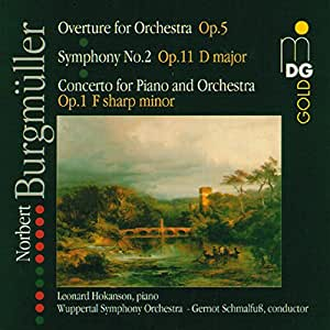 Burgmuller:  Piano Concerto, O