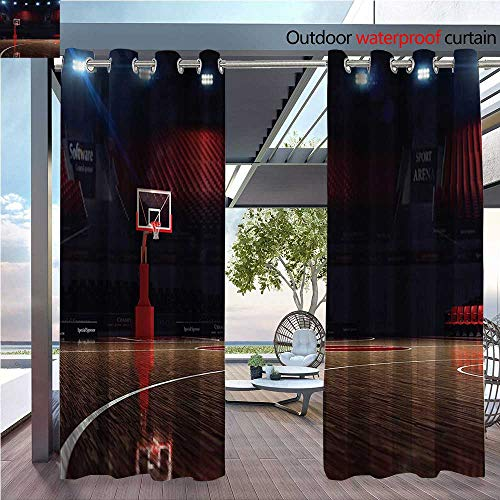 Outdoor Basketball Courts Nyc Lights in US - 3