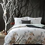 Sucastle Bedding activity Tencel linen four sets moisture breathable environmental health Sucastle:size:200230