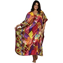 Up2date Fashion's Printed Caftan, Style Caf-76CM