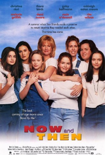 Now and Then POSTER Movie (27 x 40 Inches - 69cm x 102cm) (1995) (Style B) (Brendan Hoffman)