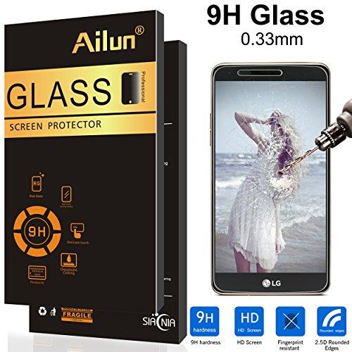 Ailun Screen Protetor for LG Stylo 3 [3Pack],2 5D Edge,Ultra