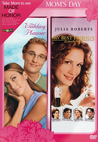 The Wedding Planner / My Best Friend's Wedding (Mom's Day Double Feature)