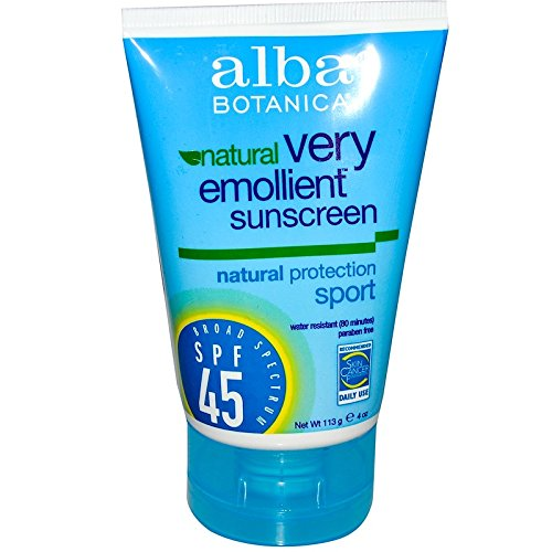 Alba Very Emollient Sunscreen - 3