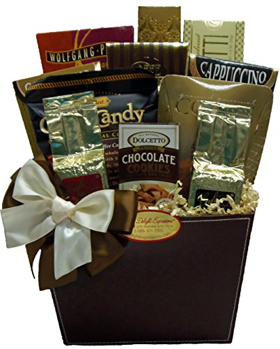 "Delight Expressions® ""Bean Me Up"" Coffee Gourmet Gift Basket"