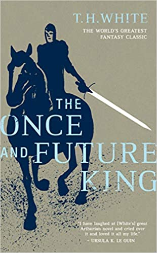 The Once and Future King: T  H  White: 9780441627400: Amazon