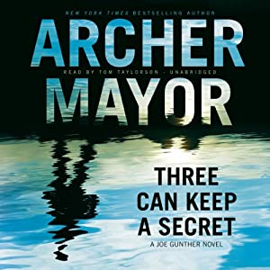 Three Can Keep a Secret Audiobook