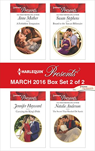 Harlequin Presents March Temptation Carrying Billionaire ebook product image
