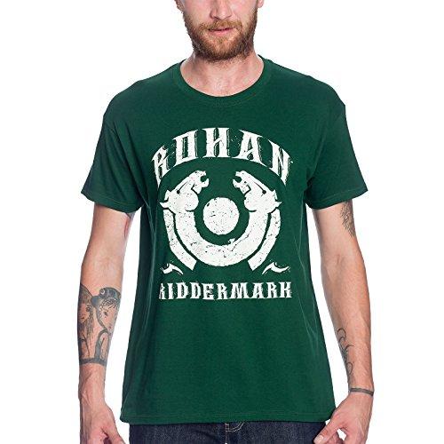 Herr Vert Ringe shirt Homme Der T gzUnxgAa4