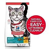 Hill's Science Diet Adult Indoor Cat Food - Chicken Recipe Dry Cat Food - 15.5 lb Bag