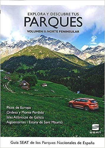 Guía seat de los parques nacionales de españa: Tomo II: Amazon.es: Luike, Luike: Libros