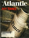 THE ATLANTIC, MAY 2004: MY TIMES, JAYSON BLAIR, FUNNY BUSINESS
