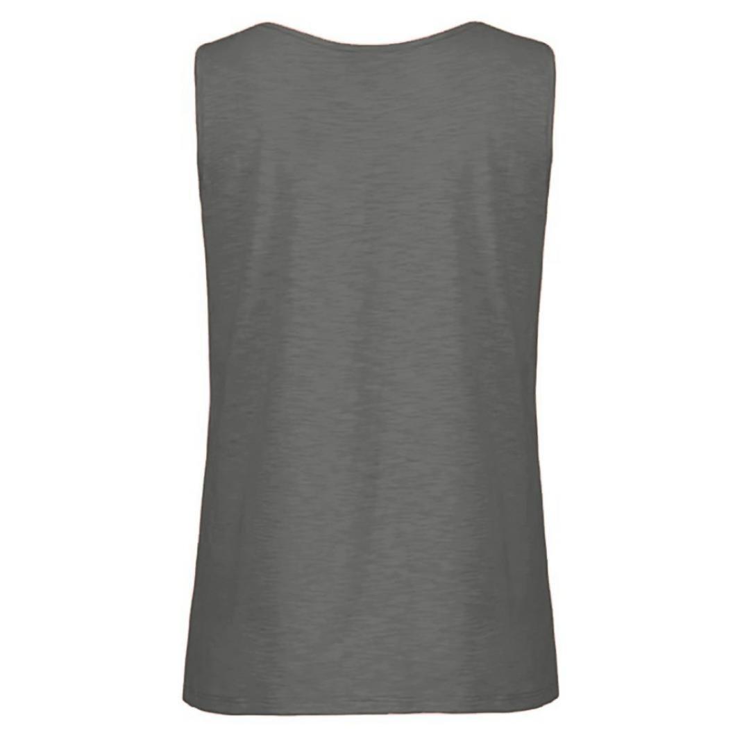 QinMM Camiseta de Mujer Lactancia Maternidad de Doble Capa, premamá Blusa sin Manga Camisas Tops de Dormir Camisón: Amazon.es: Ropa y accesorios