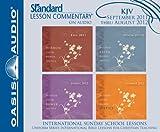 KJV Standard Lesson Commentary® on Audio 2011-2012