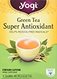 Yogi Herbal Green Tea, Super Antioxidant 16 ea