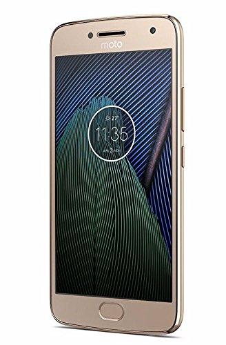 Motorola Moto G5 XT1676 Dual Sim (FACTORY UNLOCKED) 5.0' 16GB 3GB RAM Gold